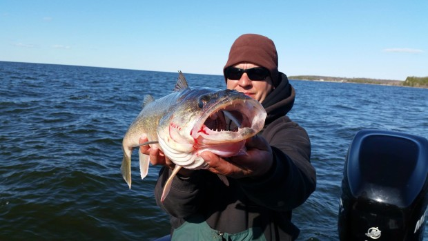 Green bay wisconsin fishing reports in the bag guide for Oconto fishing report